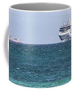 Under Tow Coffee Mug