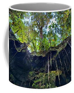 Coffee Mug featuring the photograph Underground by DJ Florek