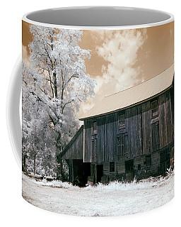 Underground Railroad Slave Hideout Coffee Mug