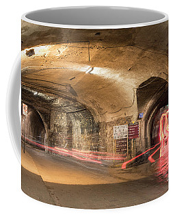 Underground Tunnels In Guanajuato, Mexico Coffee Mug