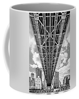Underneath The Queensboro Bridge Coffee Mug