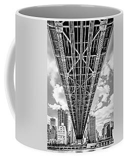 Underneath The Queensboro Bridge Coffee Mug