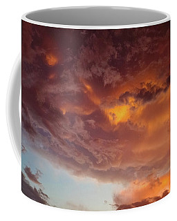 Coffee Mug featuring the photograph Underneath The Storm by Ken Stanback