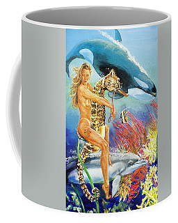 Undersea Fantasy Coffee Mug