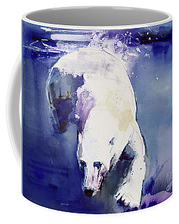 Underwater Bear Coffee Mug
