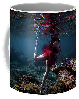 Underwater Dance Coffee Mug
