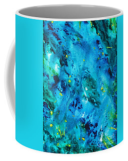 Underwater Forest Coffee Mug