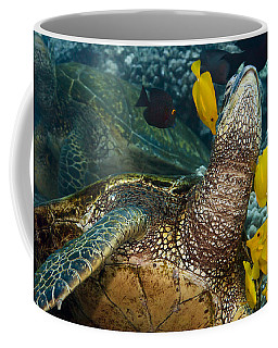 Underwater Friends Coffee Mug