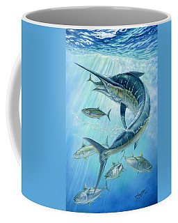Underwater Hunting Coffee Mug