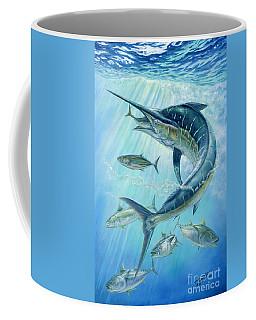 Underwater Hunting Coffee Mug