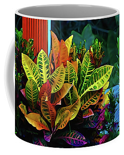 Coffee Mug featuring the photograph Underwater Illusion by DigiArt Diaries by Vicky B Fuller