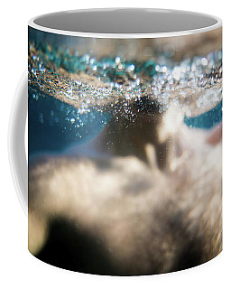 Underwater Neck Coffee Mug