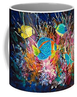 Underwater Sea Life Coffee Mug