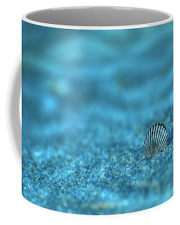 Underwater Seashell - Jersey Shore Coffee Mug