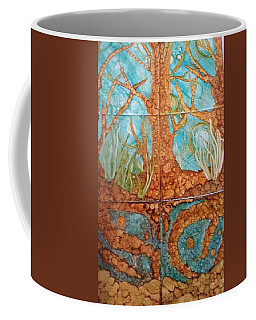 Underwater Trees Coffee Mug