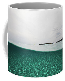 Underwaterline Coffee Mug