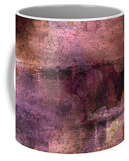 Unexpected Flight Into The Past Coffee Mug by Lenore Senior