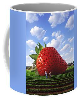 Berries Coffee Mugs