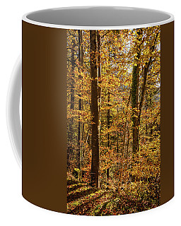 Coffee Mug featuring the photograph Unfallen by Geoff Smith