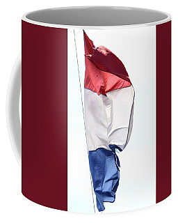 Coffee Mug featuring the photograph Unfurl 01 by Stephen Mitchell