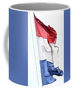 Coffee Mug featuring the photograph Unfurl 02 by Stephen Mitchell