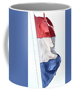 Coffee Mug featuring the photograph Unfurl 03 by Stephen Mitchell