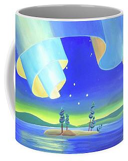 Unfurling Coffee Mug