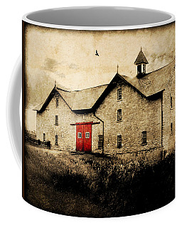 Uni Barn Coffee Mug