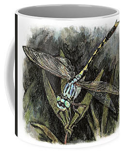 Unicorn Clubtail Coffee Mug