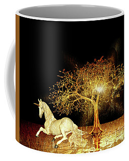 Unicorn Resting Series 1 Coffee Mug