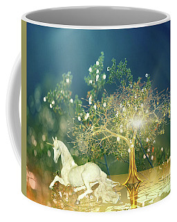 Unicorn Resting Series 2 Coffee Mug