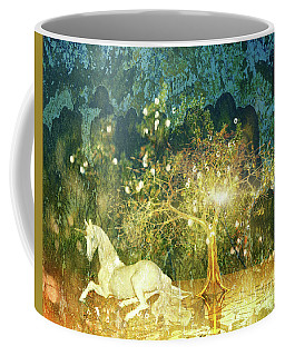 Unicorn Resting Series 3 Coffee Mug