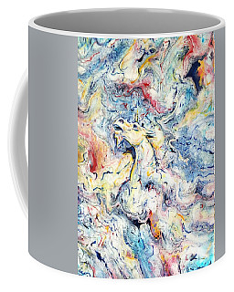 Unicorns And Rainbows  Coffee Mug