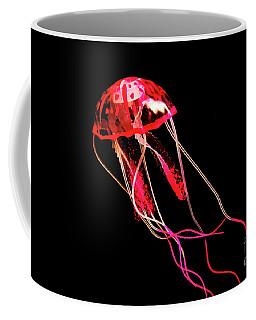 Uninhibited Darkness Coffee Mug