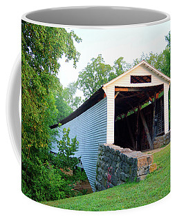 Union Covered Bridge Coffee Mug