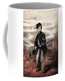 Union Drummer Boy John Clem Coffee Mug