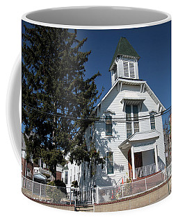 Union Evangelical Church Of Corona Coffee Mug