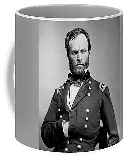Union General William Tecumseh Sherman 1865 Coffee Mug