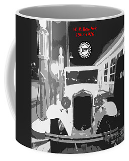 Union Made Coffee Mug
