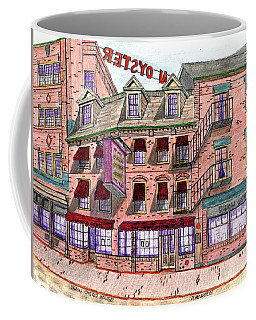 Union Osyter House Boston Coffee Mug