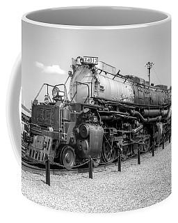 Union Pacific 4012 Coffee Mug