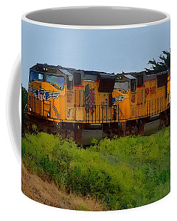 Union Pacific Line Coffee Mug
