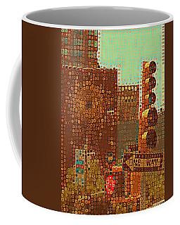 Union Square Bubbles Coffee Mug