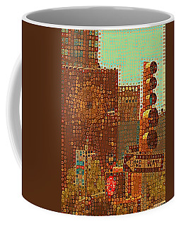 Union Square Bubbles Coffee Mug