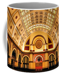 Union Station Balcony Coffee Mug