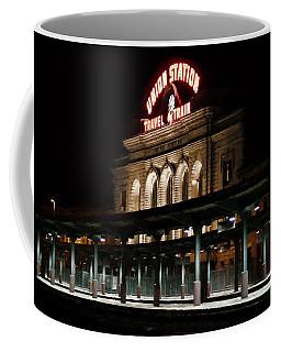 Union Station Denver Colorado Coffee Mug