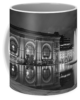 Union Station Reflections Coffee Mug by Steven Bateson