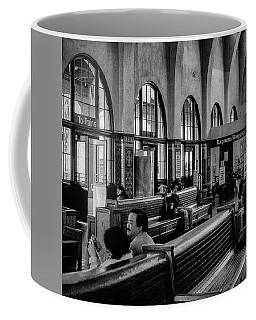 Coffee Mug featuring the photograph Union Station -  San Diego by Samuel M Purvis III