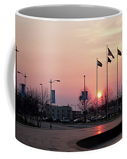 Union Station Sunset Coffee Mug