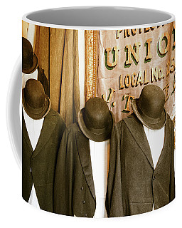 Union Vintage Clothing Coffee Mug by Steven Bateson